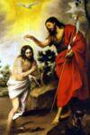 Tajemnica Swiatla - Chrzest Pana Jezusa w Jordanie