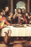 Tajemnica swiatla - Ustanowienie Eucharystii