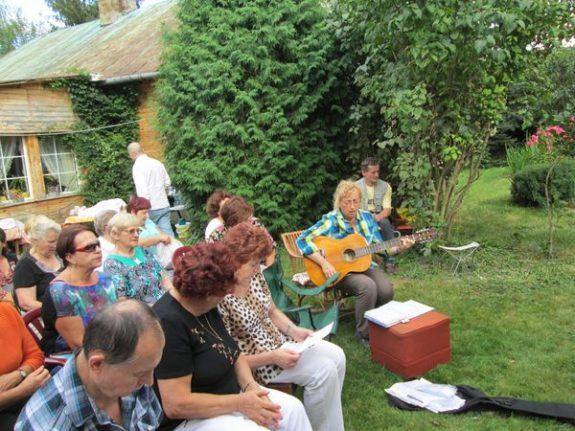 Drugie spotkanie wspólnoty Modlitwa Serca w Krępcu